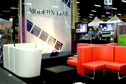 Modern Line Furniture Receives A Warm Welcome At The Rental Show