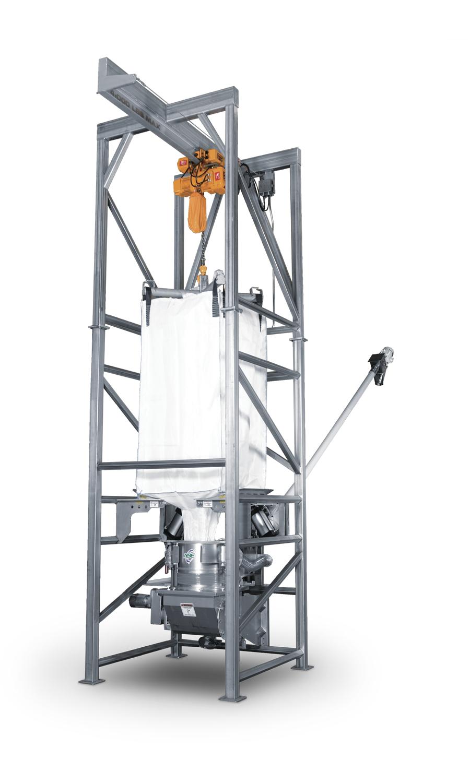 Bulk Bag Unloader System From National Bulk Equipment