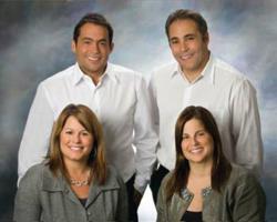 The Lombardo Family: Anthony, Sebastian, Cathy and Anna Lisa