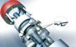 Balluff SuperShorty inductive proximity sensor application