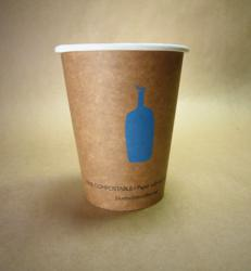 8c9aa20aaae By switching to Excellent Packaging's compostable paper foodservice products,  Blue Bottle Coffee complements organic product with commitment to ...