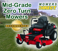 best zero turn mower, top zero turn mowers