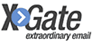 GMN XGate Logo - Satellite Phone Email & Web Acceleration Software