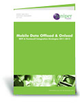Image of Mobile Data Offload Report from Juniper Research