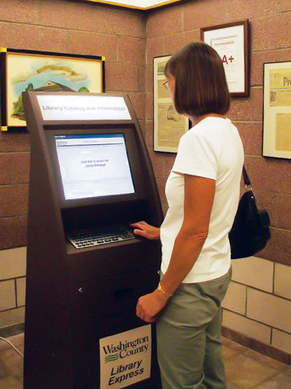 Leid Products To Display New Self Service Library Express