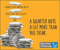 Quarters Count