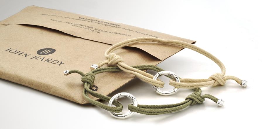 John Hardy Jewelry Donates Hijau Cinta Cuff To Bid To Save