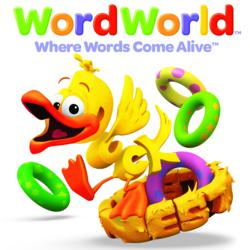 WordWorld educational eBooks and mobile apps for kids.