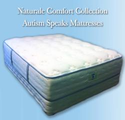Serta Naturale Mattress For Autism Speaks