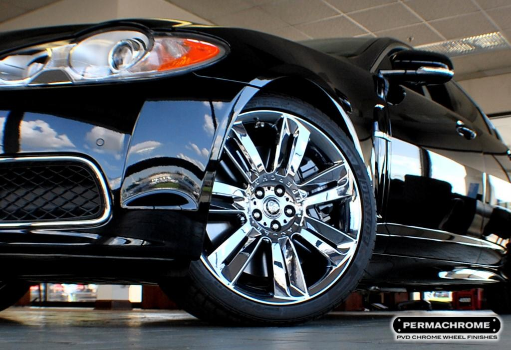 PermaChrome PVD®: Stunning Factory Chrome Wheels Without ...