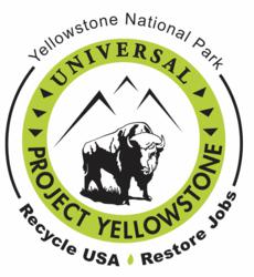 ForeverLawn supports Project Yellowstone through the purchase of recycled turf backing products from Universal Textile Technologies.