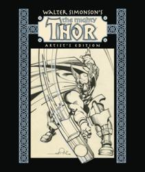 Walter Simonson's The Mighty Thor Artist's Edition cover