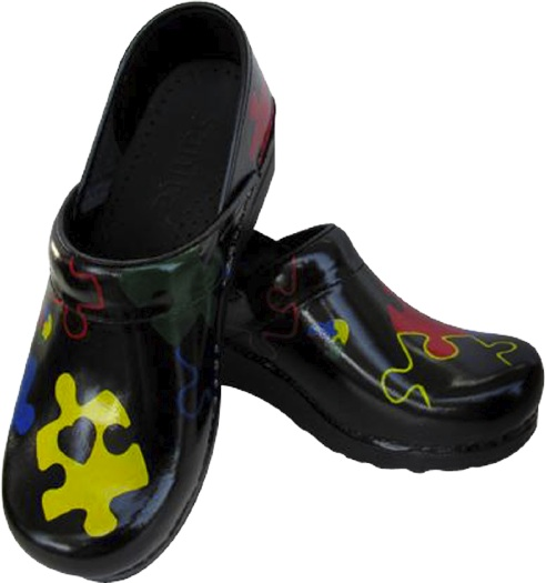 Join The Swanx, makers of the original hand-painted Sanita clog, in ...