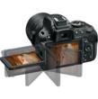 Nikon D5100 DSLR Open LCD