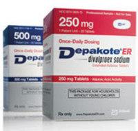 Depakote Birth Defects