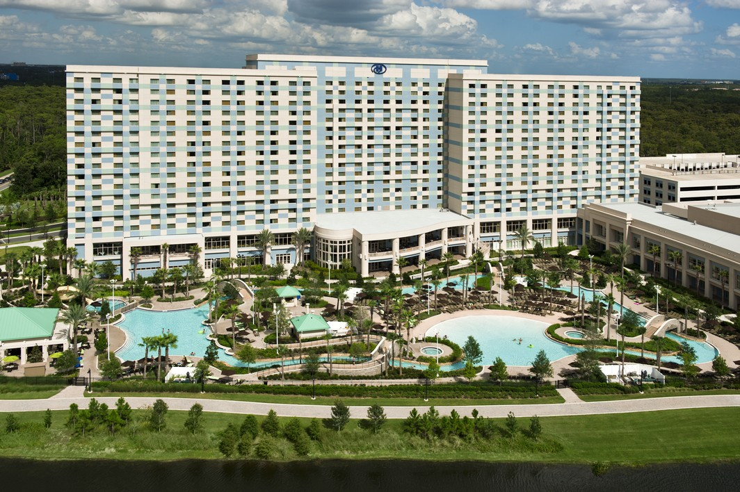 Hilton Orlando Bonnet Creek Provides Fresh Air From Inside