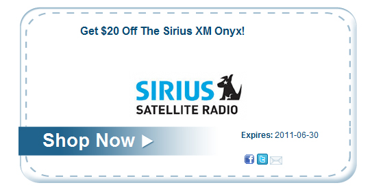 Satellite radio superstore coupon code
