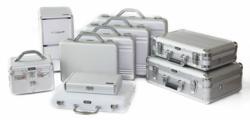 MEZZI Aluminum Cases