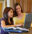 """Connections Academy student and parent """"Learning Coach"""""""