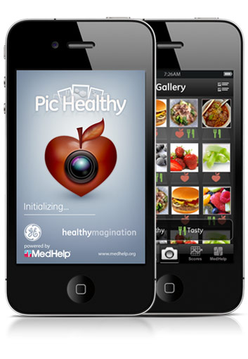 iphone food diary