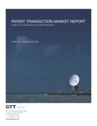 Image of the GTT Group Q4 2010 Patent Market Index (PMI)