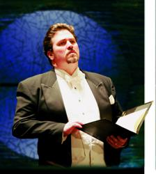 George Fox graduate Richard Zeller will return to the Christian university to perform April 19.