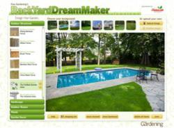 finegardening.com backyard dreammaker