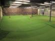 Harvard University Indoor Golf Practice Area built by Turf Solutions Group