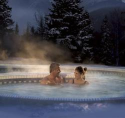 The Fairmont Banff Springs, Willow Stream Spa