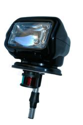 Perko pole mount HID spotlight