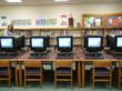Library Media Center - Computer Work Stations