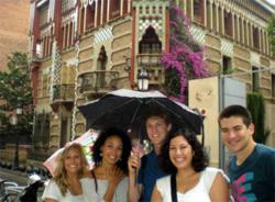 Barcelona Study Abroad, college study abroad, Spain semester abroad