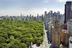 Summer Central Park Views from Mandarin Oriental, New York