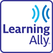 Logo for Learning Ally -- Making Reading Accessible for All