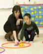 Speech and Language Pathologists work closely with students in developing social communication skills.