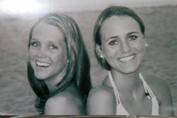 Yeardley and Lexie Love, yeardley, yeardley love