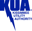 Corporate logo of the Kissimmee Utility Authority, Kissimmee, Fla.