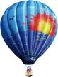 Hot Air Balloon Rides in Michigan by Westwind Balloon Co.