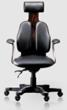 DuoRest Chairman, Ergonomic Office Chairs by Duoback Korea