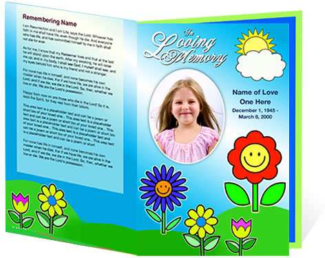 New Funeral Program Customization Services Create Lasting Memorials