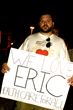 Supporter of Eric De La Cruz at Health Care Reform Vigil in Las Vegas