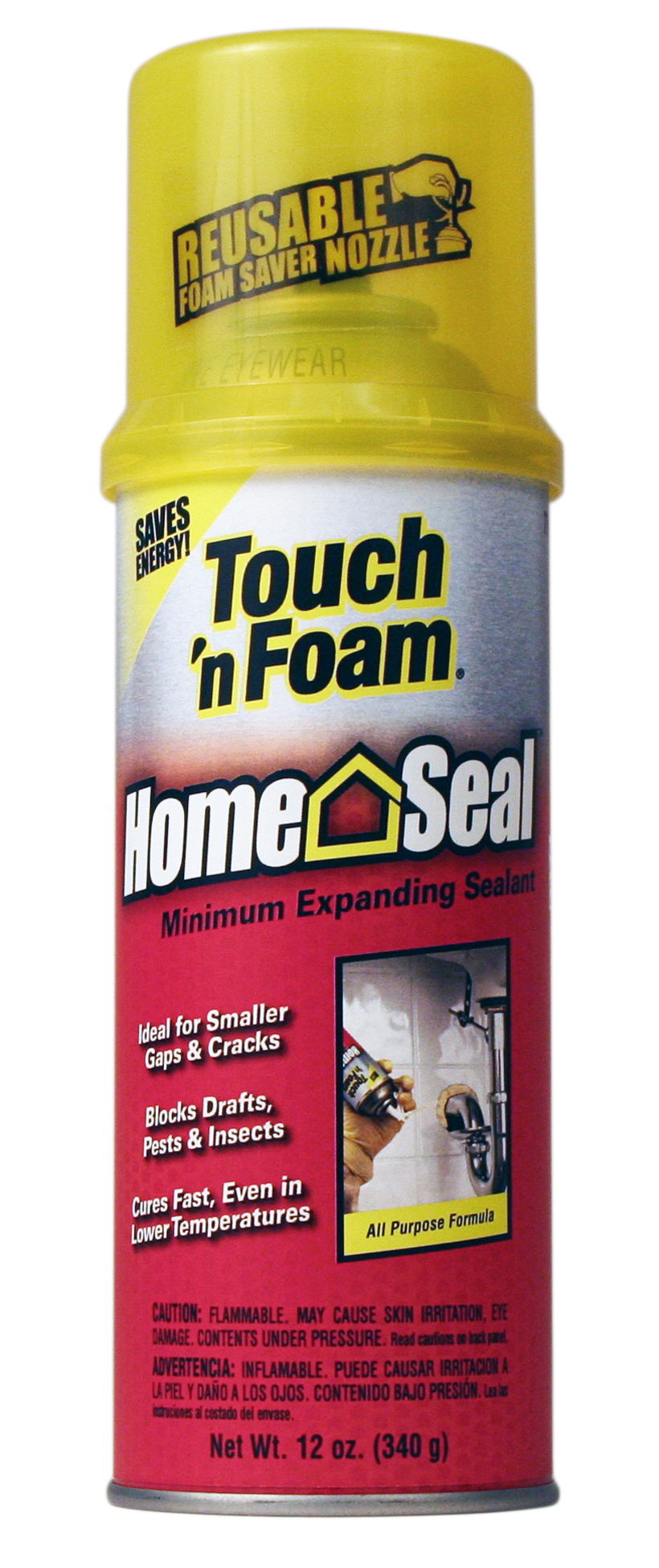 Touch n 39 foam announces tips to air seal your home with diy spray foam insulation - Advice on insulating your home effectively ...