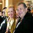 Medalists: Mira Zivkovich and Gerald Turpanjian