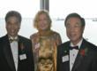 Medalists: Dr. Steven S. Koh, Mira Zivkovich, Jaekun Chung