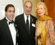 Medalists: Dr. Ellias Ayoub, Richard A. Elias, Mira Zivkovich