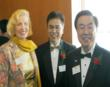 Medalists: Mira Zivkovich, Jaekun Chung, Dr. Steven S. Koh