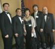 Medalists: Leo Chen, Dr. Edwin Pak-Wah Leung, Tai Nin Wang, Dr. Patrick Soon-Shiong, Chairman Hon. Samuel Mok