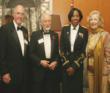 Medalists :  Obren Gerich, Edgar Cahn, Mira Zivkovich, Col. Tracey E. Nicholson