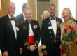Medalists: Obren Brian Gerich, RADM Stephen W. Rochon, Mira Zivkovich