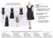 'Fit by Body' Dress Shape Guide by Roaman's
